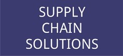 Supply Chain Solutions from the Victoria Group