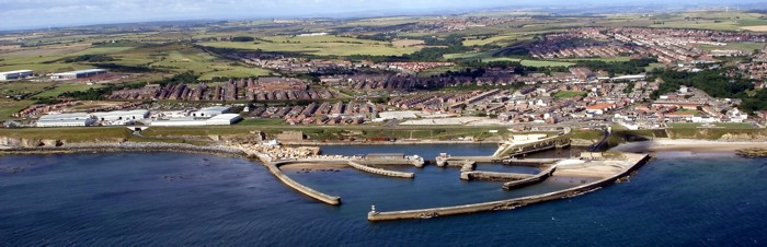 Port of Seaham