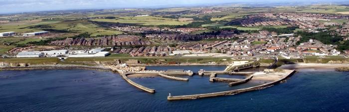 Port of Seaham